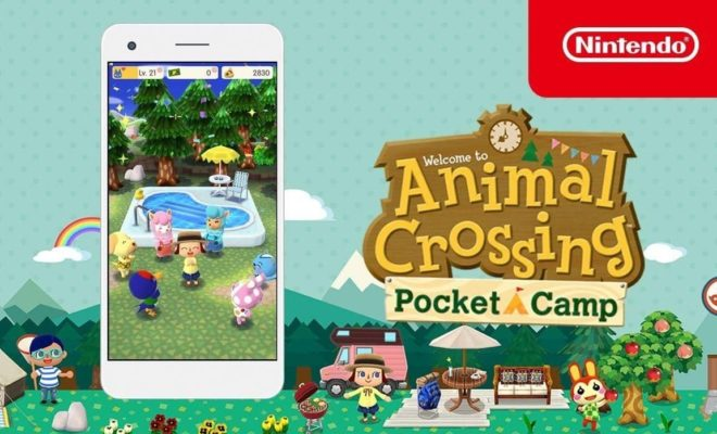 Pocket Camp sera disponible cette semaine — Animal Crossing