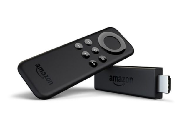 Le Fire TV Stick d'Amazon disponible