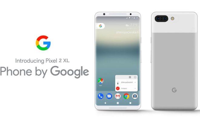 Des Pixel XL 2 livrés sans Android