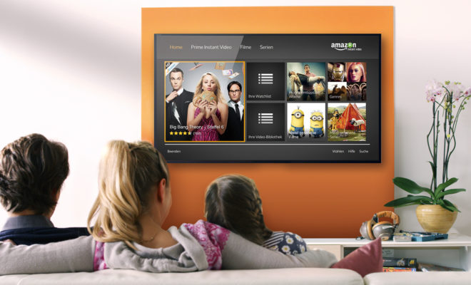 Amazon Prime Video disponible sur l'Apple TV 4K et l'Apple TV