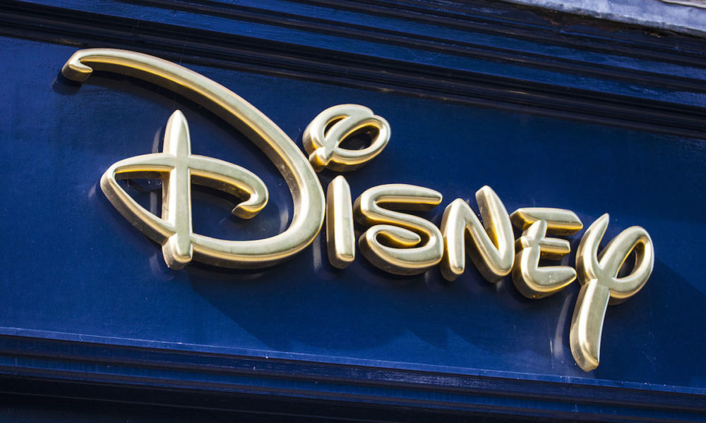 45213146 - york, uk - august 26th 2015: the sign for a disney retail store in york, on 26th august 2015.