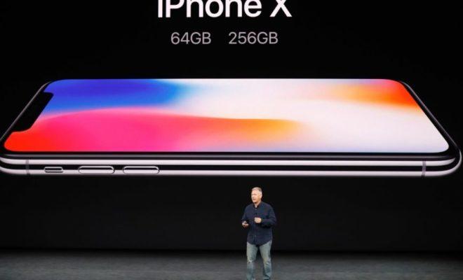 IPhone X: Apple pourrait déjà arrêter les frais