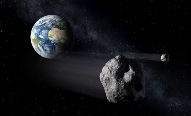 L'astéroïde 2002 AJ129 va frôler la Terre le 4 février