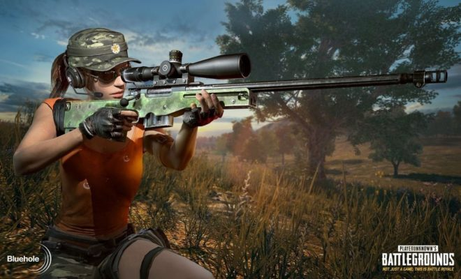 Exclusivité temporaire Xbox One, PUBG sur PS4 et Switch — PlayerUnknown's Battlegrounds