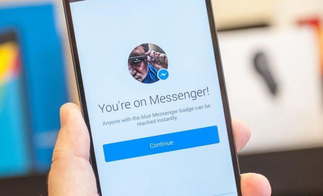 Facebook avoue que son application Messenger est trop lourde