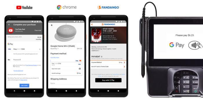 Google annonce la fin de Google Wallet qui devient Google Pay