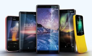 Nokia-HMD-Global-android-smartphones-MWC-2018