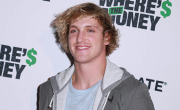 "CULVER CITY, CA - OCTOBER 18:  Actor Logan Paul attends the Premiere Of Lionsgate's ""Where's The Money"" at ArcLight Cinemas on October 18, 2017 in Culver City, California.  (Photo by Leon Bennett/WireImage)"