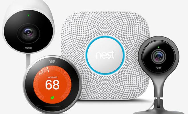 Les produits Nest en voie de disparition — Amazon