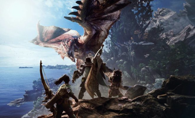 Monster Hunter World devient l'un des plus gross succès de Capcom