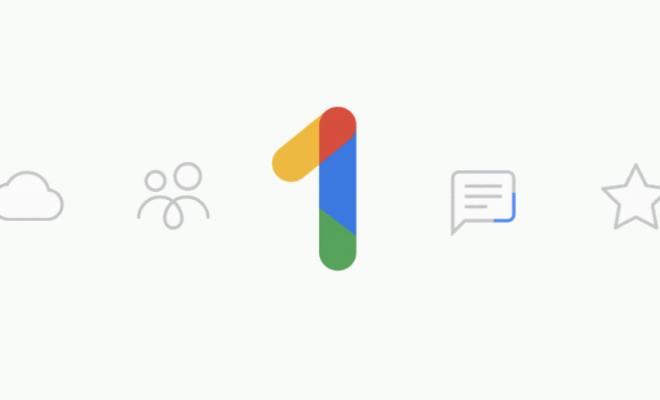 Google présente Google One et ses offres de stockage cloud