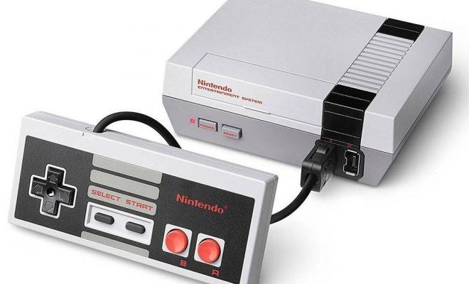 NES CLASSIC MINI : Elle revient !