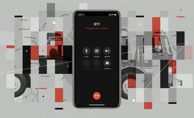 911 iPhone