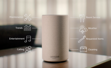 Amazon Echo enceinte