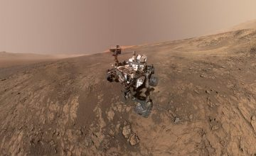 rover Curiosity Mars Nasa