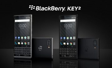 blackberry smartphone key2
