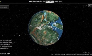 carte interactive monde