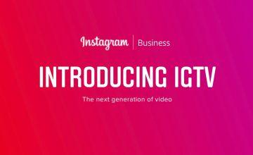 Instagram présente app IGTV