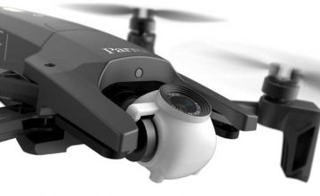 Parrot drone pliable anafi