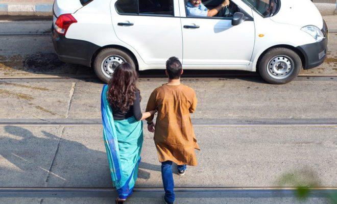 Uber Inde VTC