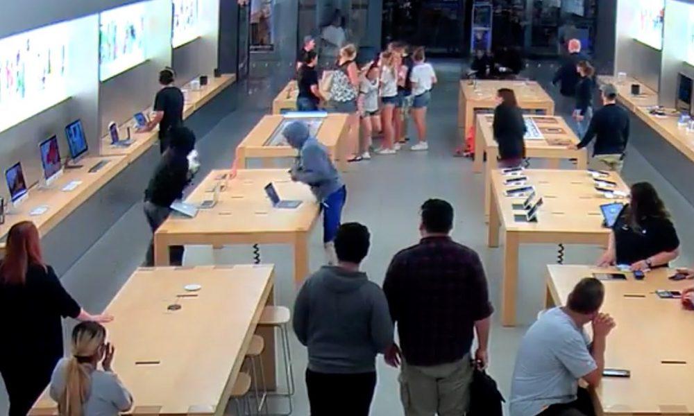 apple Store Fresno vol