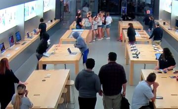 apple Store Fresno vol