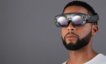 Casque Magic Leap One
