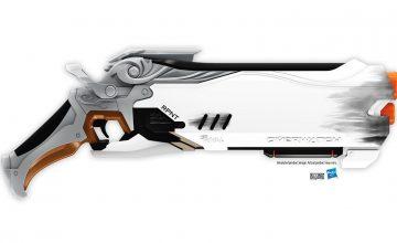 pistolet Nerf Overwatch