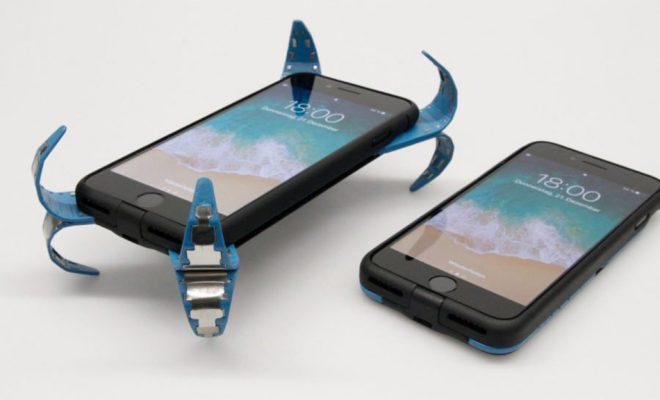 airbag smartphone