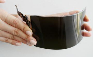 Samsung écran incassable
