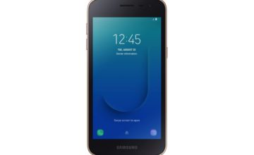 Galaxy J2 Android Go