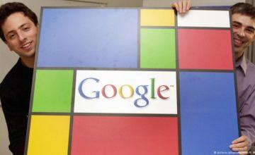 Fondateurs Google