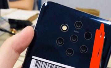 Nokia 5 capteurs photo