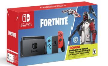 Switch Fortnite Bundle