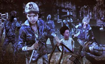 The Walking Dead jeu Telltale Games