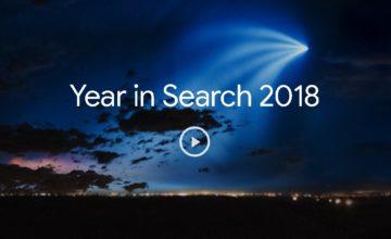 Google Search 2018