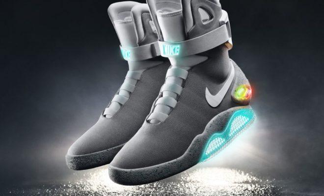 new arrival 8ac77 57e77 Les baskets autolaçantes de Nike seront de retour en 2019 à un prix  beaucoup plus attractif