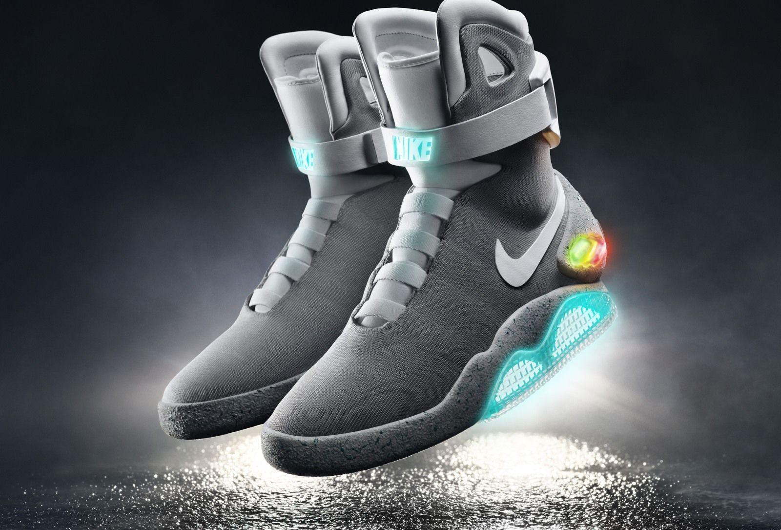 Les baskets autolaçantes de Nike seront de retour en 2019 à