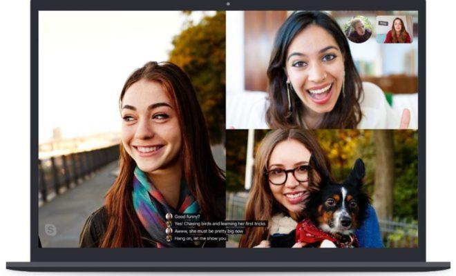 sous-titres skype