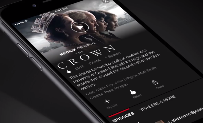Netflix se passe de l'abonnement via l'iPhone ou iPad (iTunes)