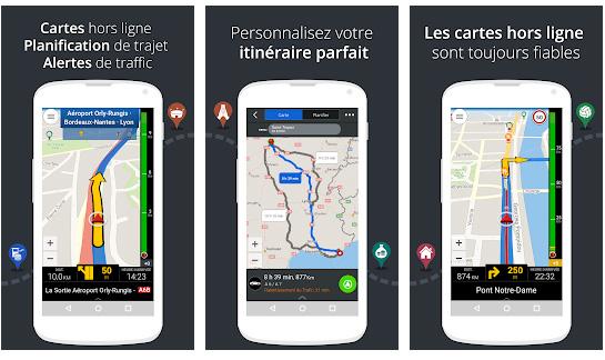 GPS sans connexion internet : les 5 meilleures applications