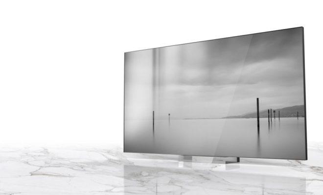 ces 2019 samsung d voile son t l viseur microled 4k de 75 pouces. Black Bedroom Furniture Sets. Home Design Ideas