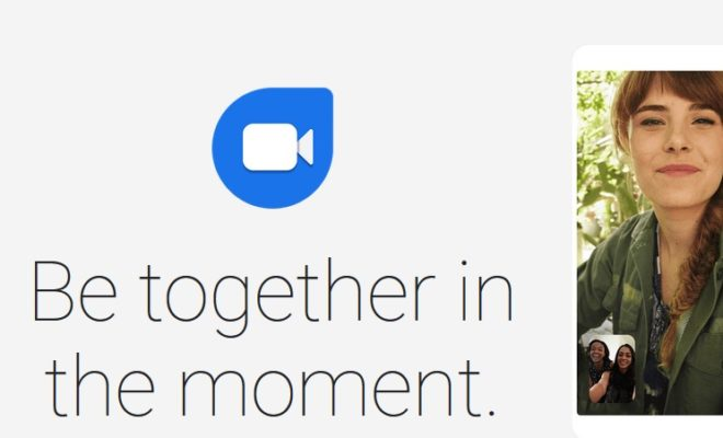 Google Duo disponible en version web — Messagerie vidéo
