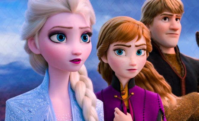 Disney d voile le premier teaser de la reine des neiges 2 - La reine de neiges 2 ...