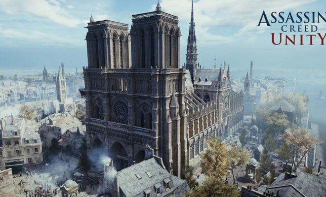 Ubisoft offre Assassin's Creed Unity gratuitement