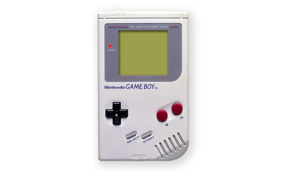 Game Boy 30 ans