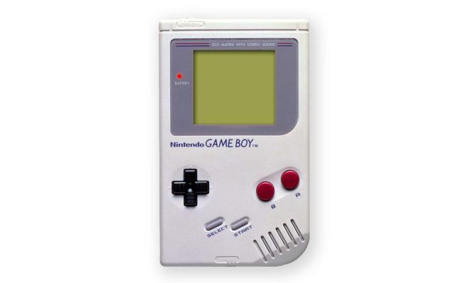 Game Boy 30 ans