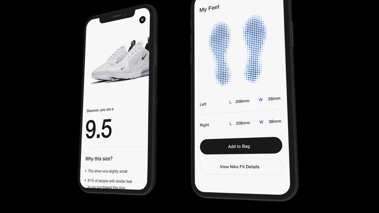 Nike Fit sneakers