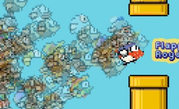 Flappy Royale, ou comment transformer Flappy Bird en Fortnite