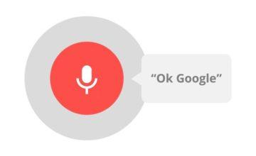 Comment activer ou désactiver la commande vocale « OK Google »